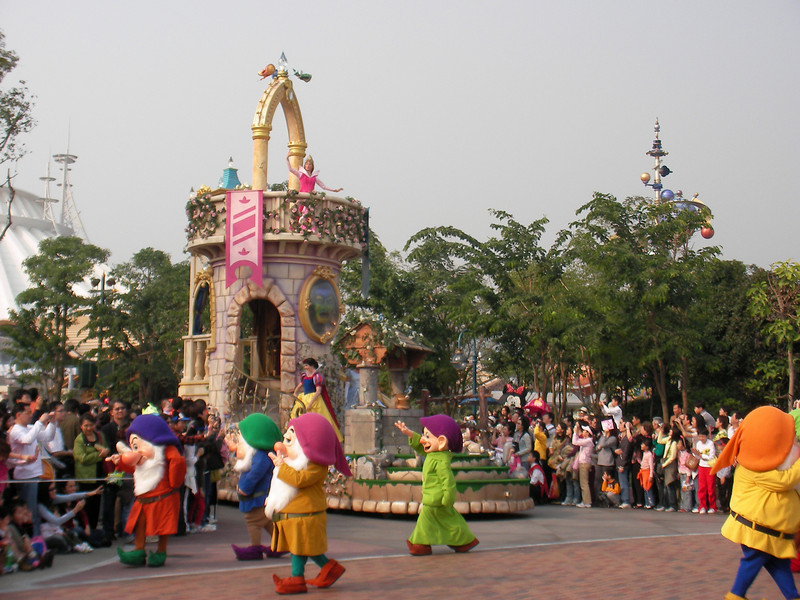 SANY0085 <br /> Photo of Hong Kong Disneyland