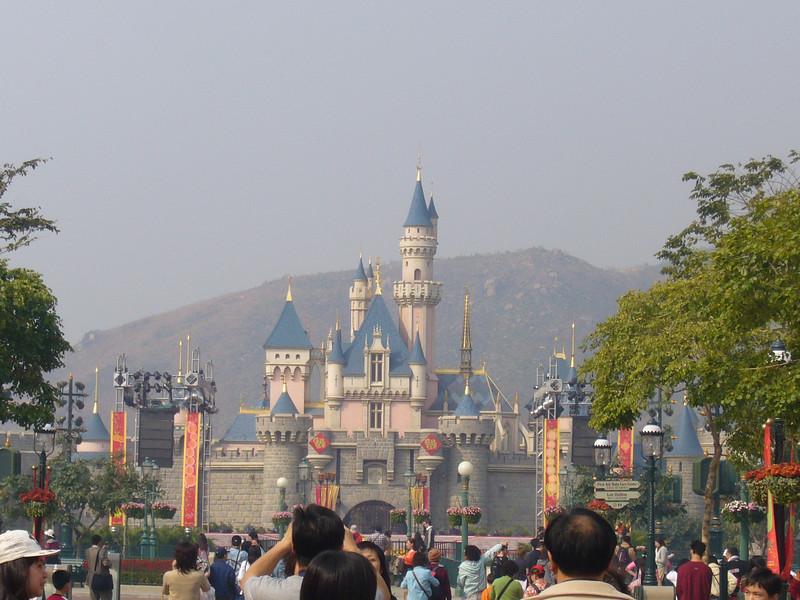 P1010527 <br /> Photo of Hong Kong Disneyland