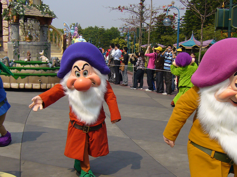 P1010712 <br /> Photo of Hong Kong Disneyland