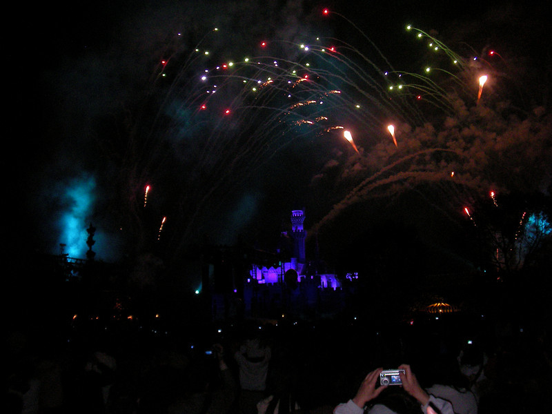SANY0113 <br /> Photo of Hong Kong Disneyland
