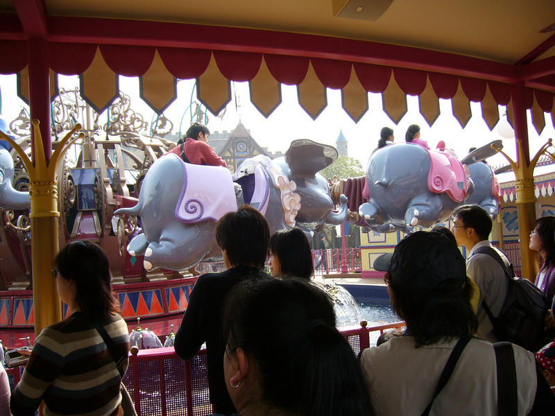 P1010622 <br /> Photo of Hong Kong Disneyland