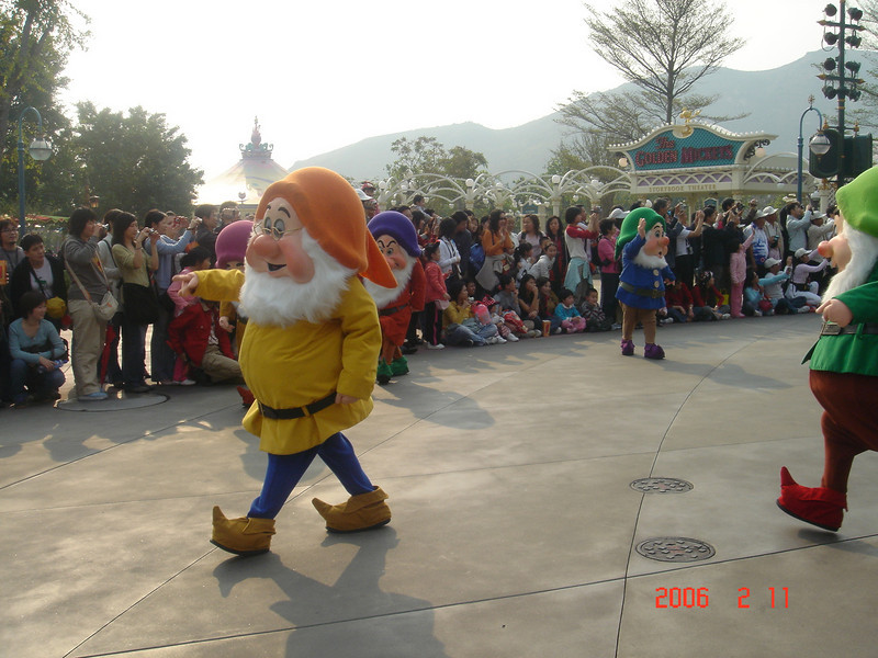 DSC03689 <br /> Photo of Hong Kong Disneyland