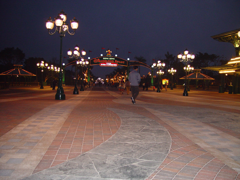 DSC00432 <br /> Photo of Hong Kong Disneyland