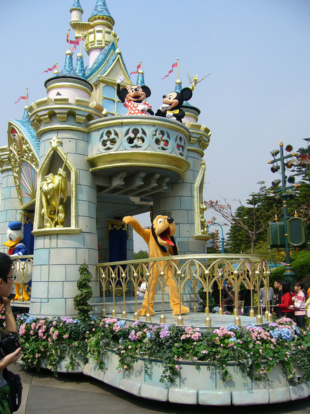 P1010742 <br /> Photo of Hong Kong Disneyland