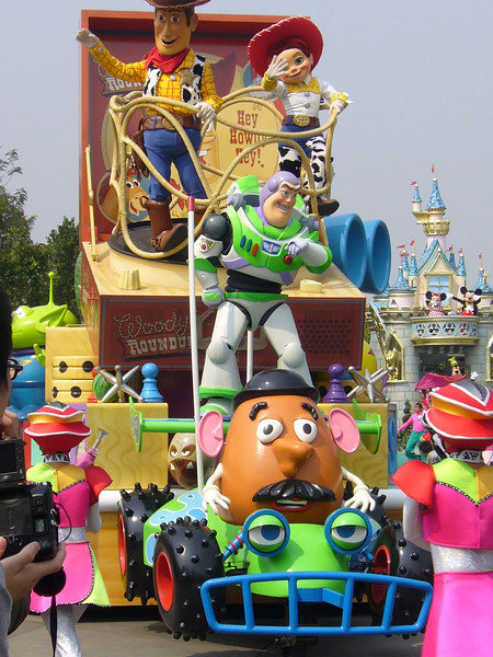 P1010737 <br /> Photo of Hong Kong Disneyland