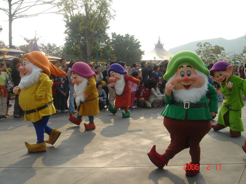 DSC03690 <br /> Photo of Hong Kong Disneyland
