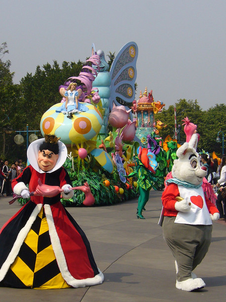 P1010720 <br /> Photo of Hong Kong Disneyland