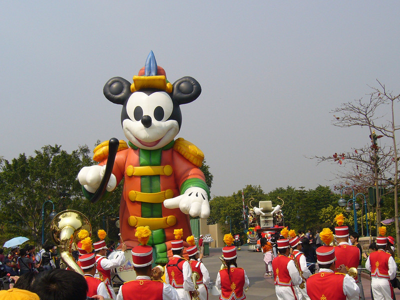 P1010696 <br /> Photo of Hong Kong Disneyland