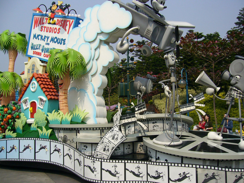 P1010708 <br /> Photo of Hong Kong Disneyland