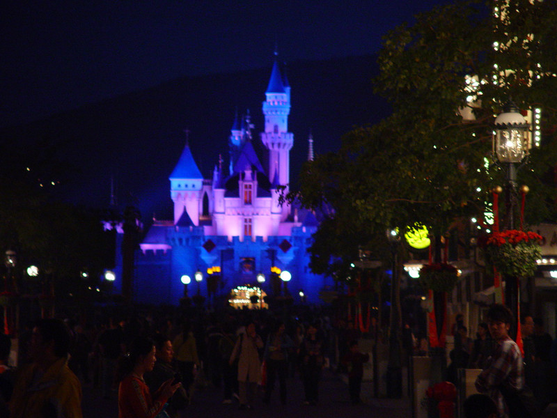 DSC00437 <br /> Photo of Hong Kong Disneyland