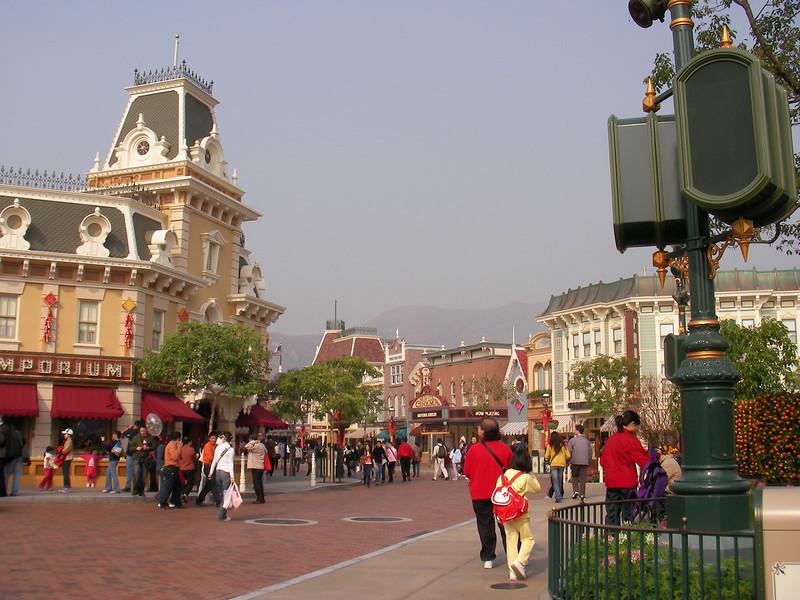 SANY0022 <br /> Photo of Hong Kong Disneyland
