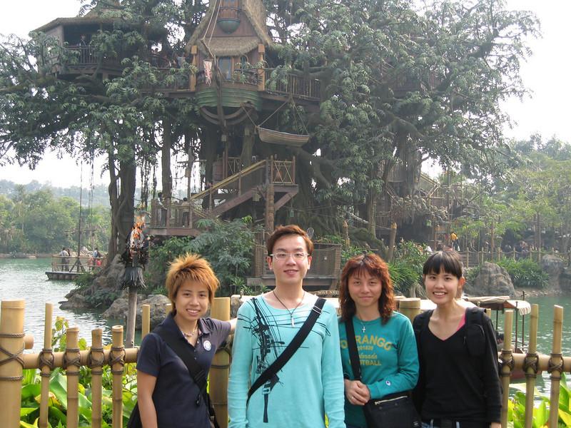IMG_0204 <br /> Tracy, Hois, BoBo and Eva
