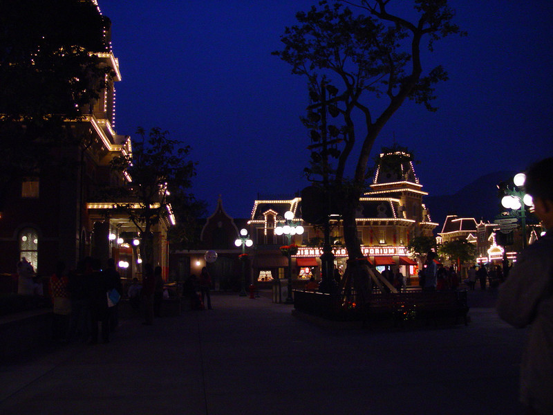 DSC00436 <br /> Photo of Hong Kong Disneyland
