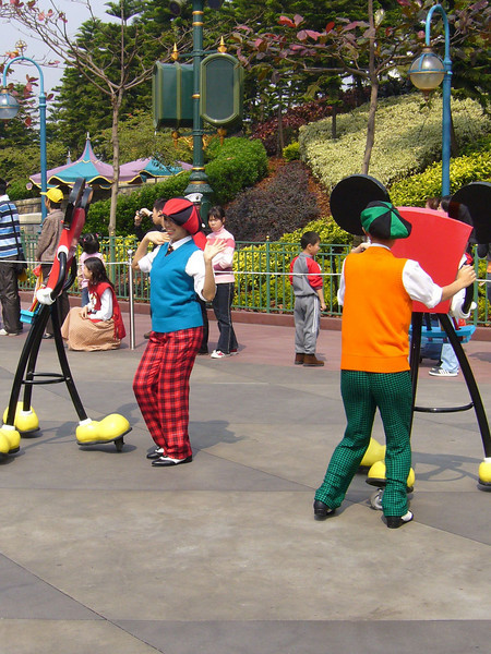 P1010700 <br /> Photo of Hong Kong Disneyland