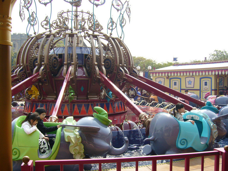 P1010624 <br /> Photo of Hong Kong Disneyland