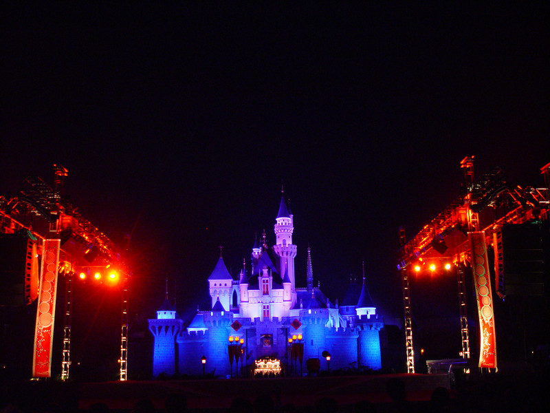 DSC00448 <br /> Photo of Hong Kong Disneyland