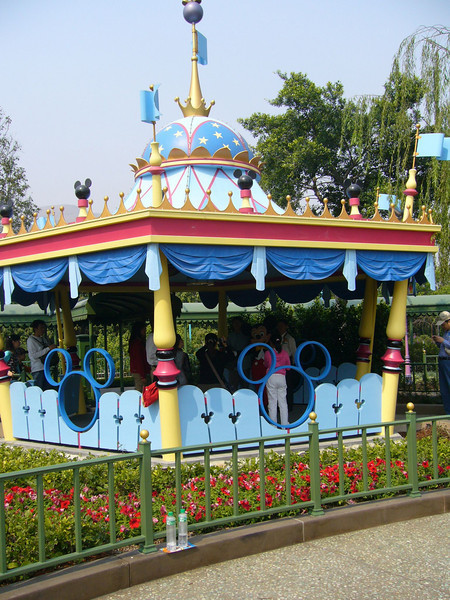 P1010654 <br /> Photo of Hong Kong Disneyland