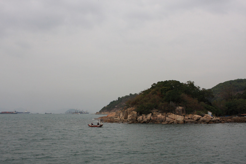 DPP_0001 <br /> Photo of Lamma Island