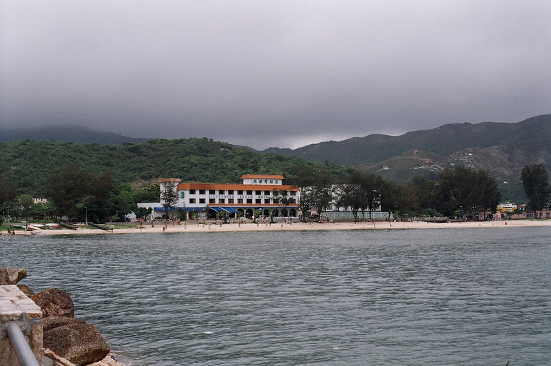 70900030 <br /> Photo of Lantau Island