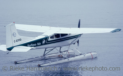 Seaplane ready for Take Off - Tofino, Vancouver Island, British Colum