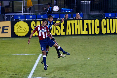 11 • Shuteye  • Earthquakes vs Chivas - Buckshaw Stadium • Santa Clara, CA • 2010