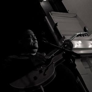 8 • Solo  • Oliver Harris with PST @ Cocoanut Grove Ballroom • Santa Cruz, CA • 2010