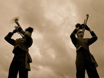 30 • Brass Towers  • Branham High School Royal Alliance Brass Players • Leigh HS - San Jose, CA • 2010