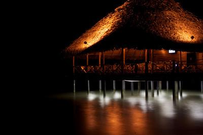 39 • Lounge  • Restaurant at the Playa Tortuga Beach Resort • Boca del Toro, Panama • 2008