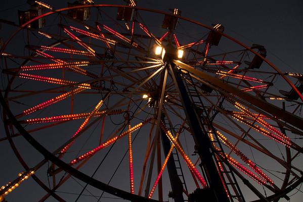 17 • Spokes  • Sacred Heart Carnival • Saratoga, CA • 2010