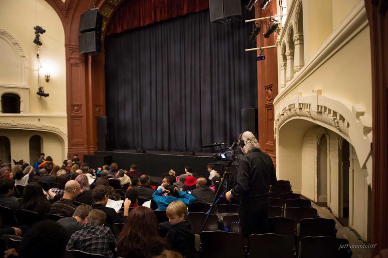 Lelavision at Moore Theatre