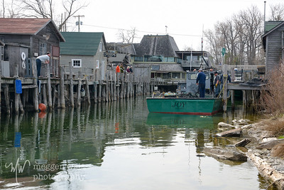 TLR20200309-6954 Fishtown in 2013 - Dock Pilings Exposed, Lower Water Levels