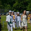 PHOTOS BY LINDA CARLSEN SPERRY <br /> People gather to celebrate the graduates for the Leland & Gray Union Middle and High School's Class of 2019 on Saturday, June 15, 2019.