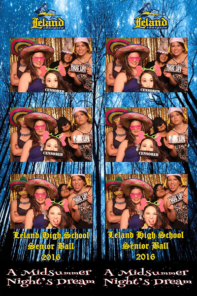 Leland High School Senior Ball 2016  |  05.21.16