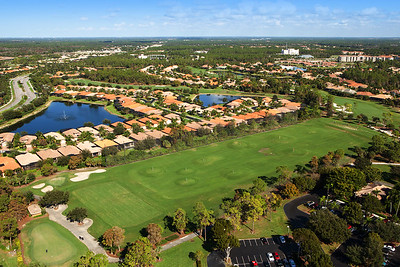 Lely Resort Aerial 7