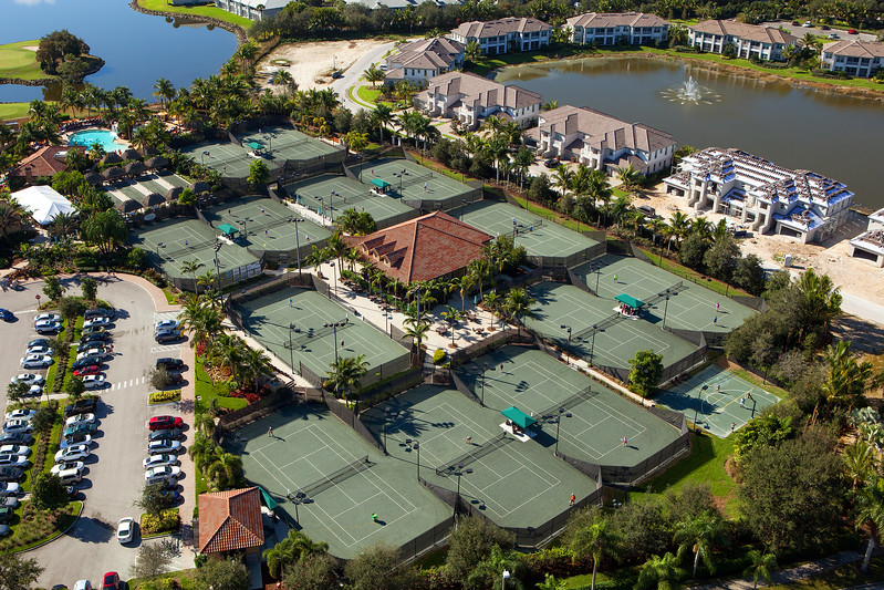 Lely Resort Tennis