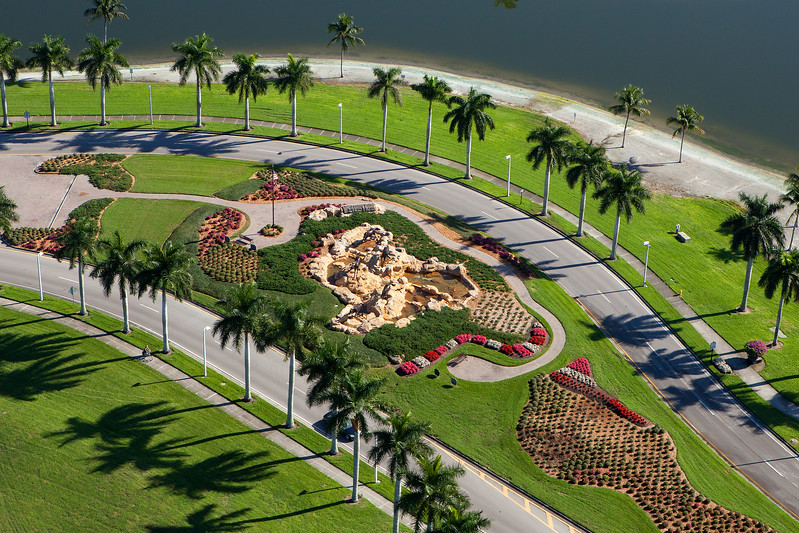 Lely Resort Aerial 1