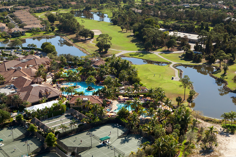 Lely Resort Aerial 9