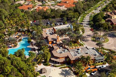 Olé Pool Aerial 2