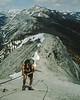 Doug Ascending Half Dome