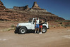 Our favorite adventure of all - Jeeping in Moab.