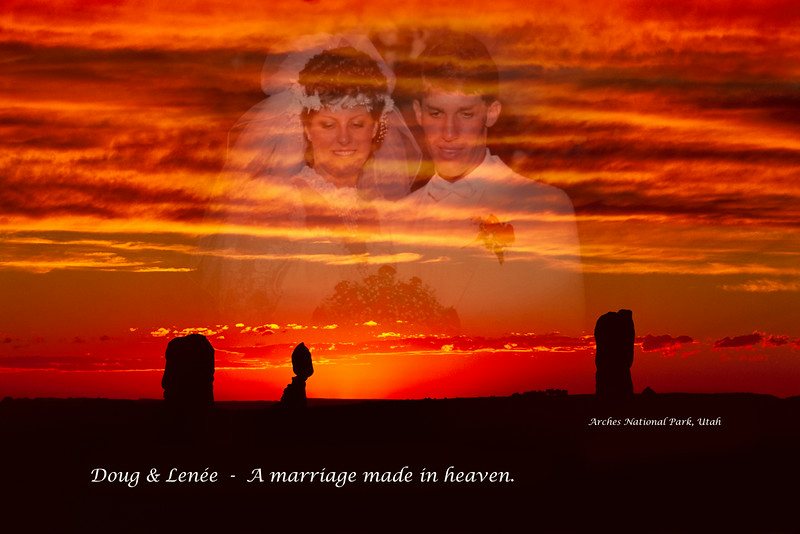 """A Marriage Made in Heaven"""