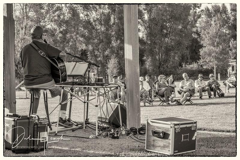 Len Truillo Concert