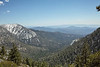Taken from PCT between Strawberry Junction and Wellman Divide Trail. Idyllwild is down there.
