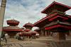 Kathmandu day two:  Durbar Square...