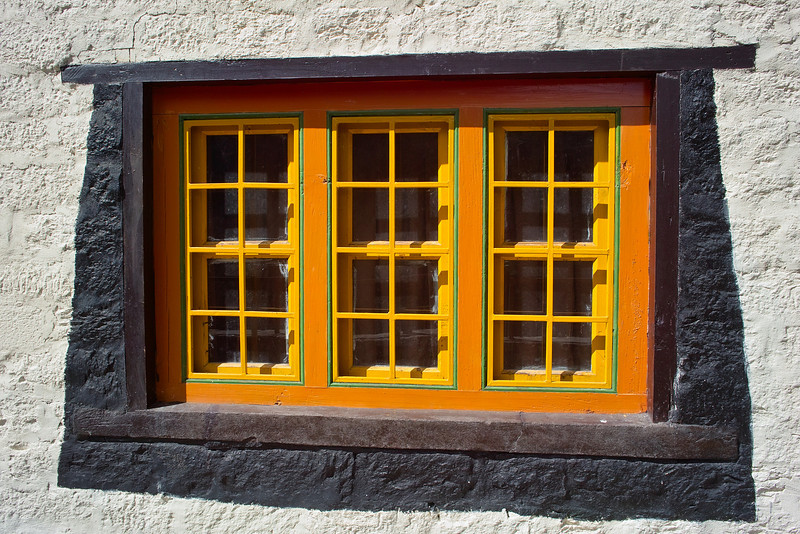 Artsy window picture.