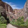 ...the remarkable Aravaipa Canyon.