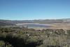 Overlooking Lake Morena.