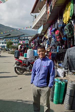 2011 Nepal - Three Passes trek