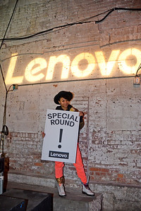 BROOKLYN, NEW YORK - DECEMBER 19, 2016:  The Lenovo Art Battle at Villain on December 19, 2016 in Williamsburg, Brooklyn, New York. (Photo by Lukas Maverick Greyson © LMG)
