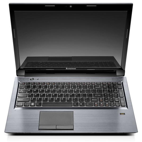 IdeaPad V370, V470, V570 – za hitrejše in pametnejše delo<br /> Prenosnike IdeaPad V370, V470 ter V570 odlikuje aluminijasto ohišje z debelino vsega 21 milimetrov. Namenjeni uporabi v manjših in domačih pisarnah, so opremljeni z zmogljivimi procesorji Intel Core, Lenovo Enhanced Experience 2.0 za Windows 7 in tehnologijo RapidBoot.<br /> <br /> Velik poudarek so inženirji namenili tudi varnosti podatkov na prenosnikih. Za izdelavo varnostnih kopij skrbi rešitev OneKey™ Rescue System, enkripciji podatkov ter zaščiti pred neželenimi vpogledi pa so namenjena orodja Lenovo Security Suite. Za varnejšo prijavo v računalnik poskrbi tudi vgrajeni bralnik prstnih odtisov, uporabnik pa lahko v nastavitvah nastavi neuporabo vmesnikov USB za prenos podatkov.